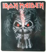 Iron Maiden  - 'Eddie Finger Candle' Sticker